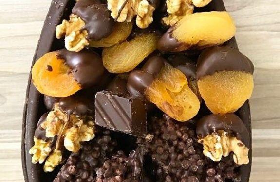 Alimente a sua alma com chocolate
