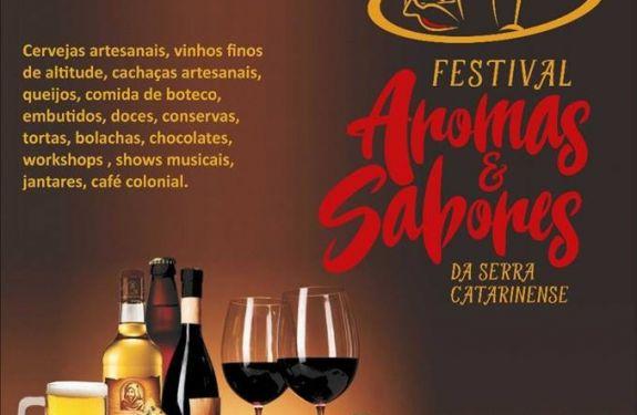Lages será palco do 1º Festival de Aromas e Sabores da Serra