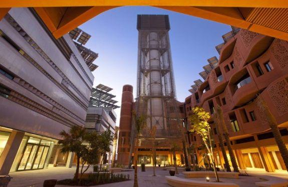 Masdar City: A cidade mais sustentável do mundo