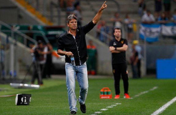 Renato Gaúcho é peça fundamental para Grêmio