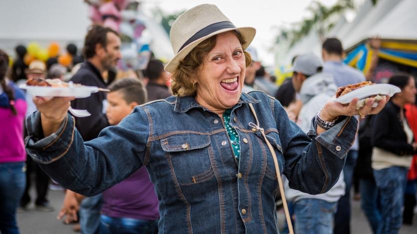 9ª Festa da Tainha em Itajaí - SC