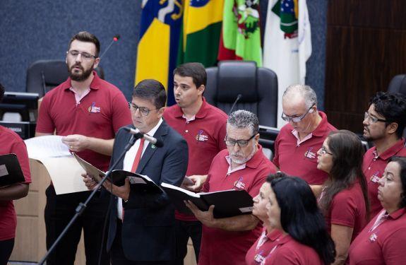 Vereadores de Itajaí escolhem membros das Comissões Técnicas