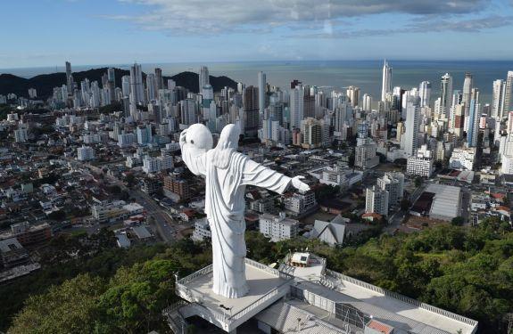 20 anos de Cristo Luz será celebrado com missa aberta ao público