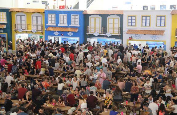 33ª Marejada encerra com recorde de público