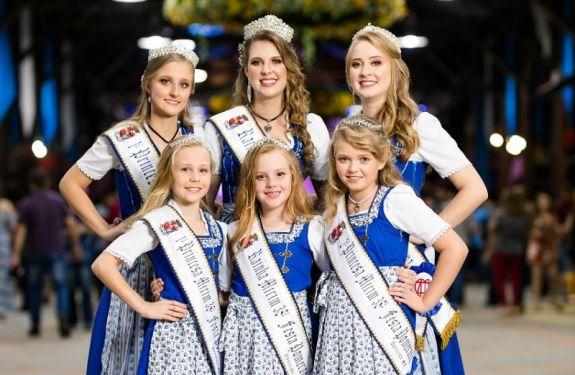 38º Festa Pomerana terá princesa com deficiência auditiva