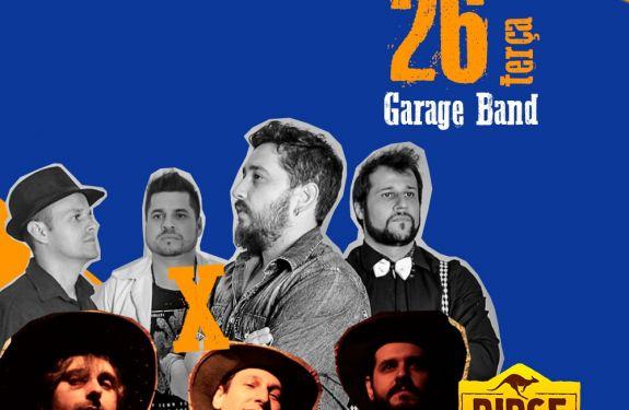 4ª edição do Didge Garage Band começa nesta terça-feira em Balneário Camboriú