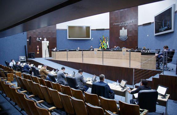 [44ª Sessão ordinária] Autorizada abertura de crédito suplementar para cinco secretarias