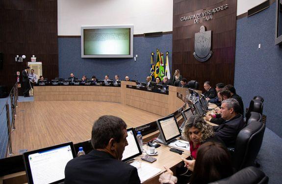 [48ª Sessão Ordinária] Concessionárias de transporte público de Itajaí deverão disponibilizar internet sem fio