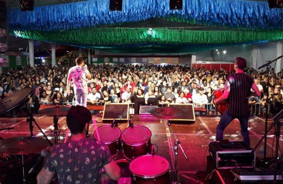 5º Festival do Camarão de Porto Belo reuniu 45 mil visitantes
