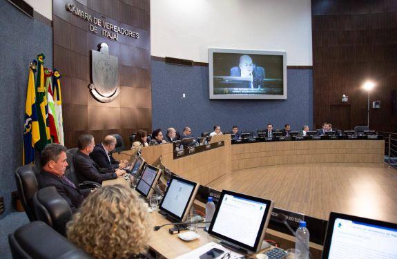 Itajaí: Autorizada abertura de crédito para Secretaria de Obras