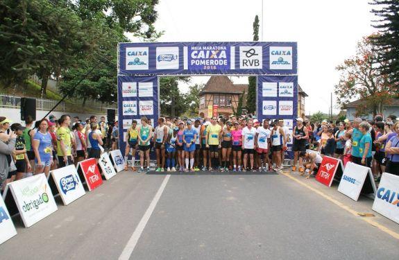 80% dos hotéis já estão lotados para Meia Maratona de Pomerode