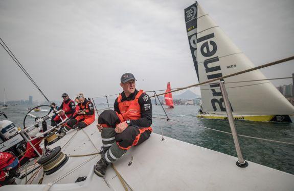 Abertas as inscrições para voluntários da Volvo Ocean Race 2018
