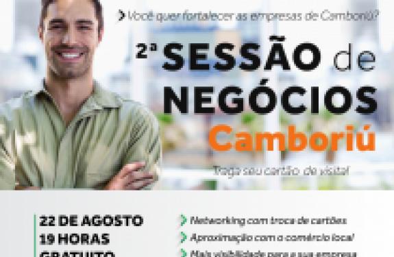 Acibalc promove Sessão de Negócios com empresários de Camboriú