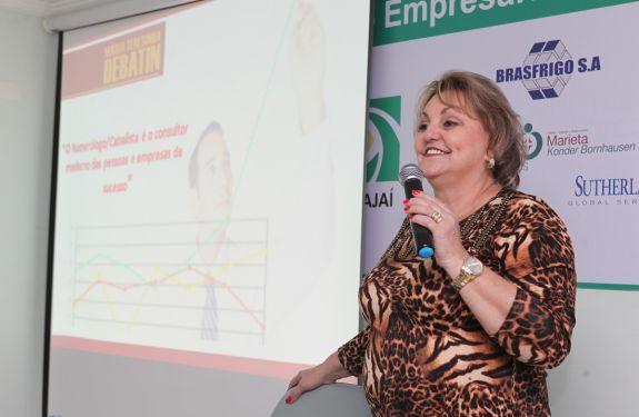 ACII sedia assembleia do Conselho Estadual da Mulher Empresária