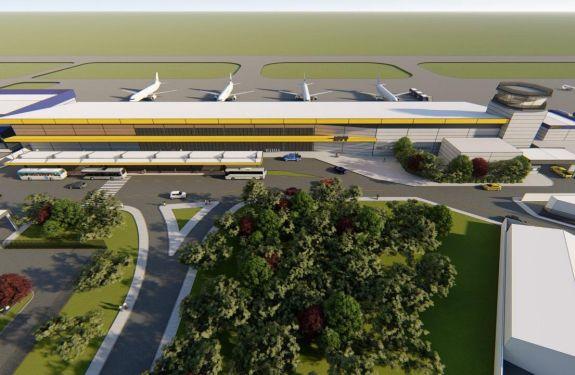 Aeroporto de Navegantes: Infraero inaugura primeira fase da ampliação