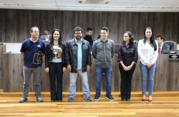 Agenda Ambiental começa a ser implantada na Câmara de Vereadores de Balneário Camboriú
