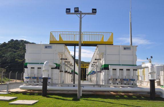 Águas de Bombinhas estuda novas estratégias de abastecimento