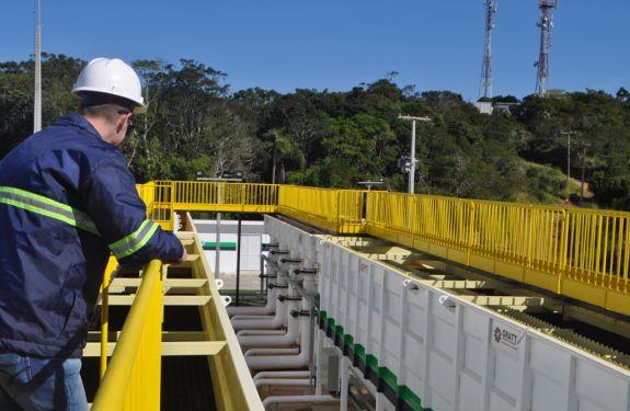 Águas de Bombinhas já investiu mais de R$ 73,4 milhões no município