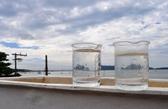 Águas de Bombinhas se prepara para a temporada de verão