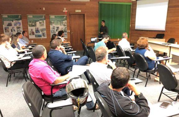 Águas de Camboriú apresenta projeto do novo sistema de abastecimento ao Comitê da Bacia do Rio Camboriú