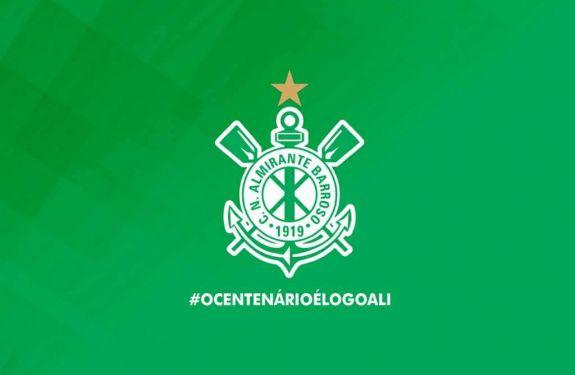 Almirante Barroso lança campanha para o centenário do clube