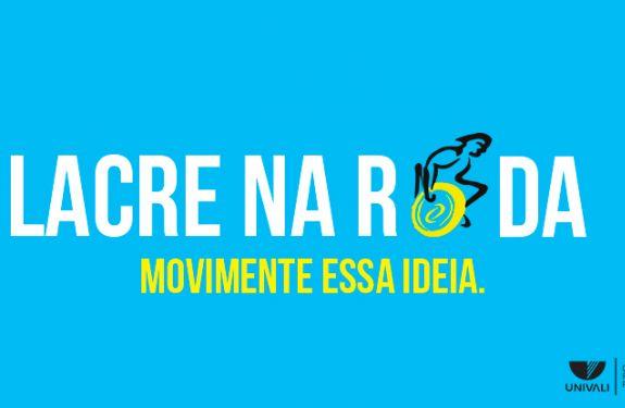 Alunos da Univali lançam campanha 'Lacre na Roda'