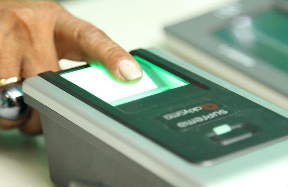 Ampliado cadastramento biométrico na Câmara de Itajaí