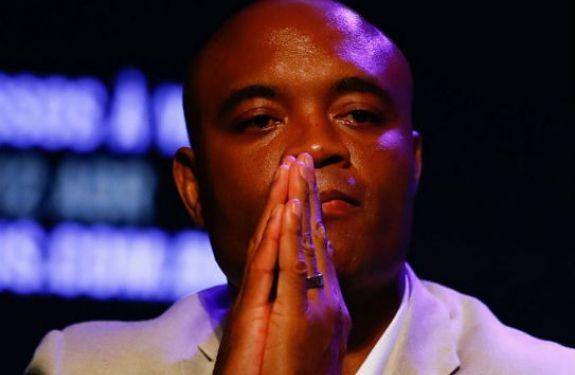 Anderson Silva divulga texto para explicar desistência do UFC Rio
