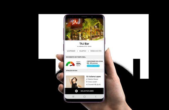 App que reúne bares de alto padrão com serviços exclusivos é lançado em Balneário Camboriú