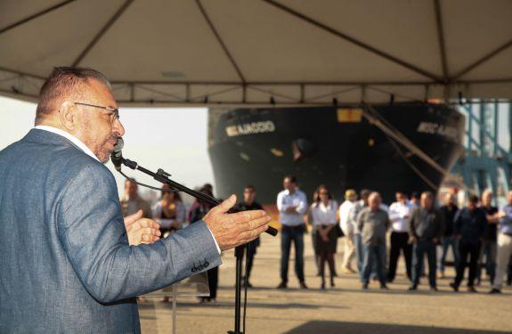 Assinada a ordem de serviço para reinício das obras no Porto
