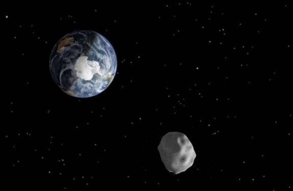 Asteroide passará muito próximo da Terra em outubro