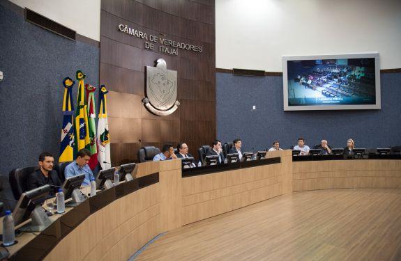 Atividade pesqueira é tema de audiência pública na Câmara de Itajaí
