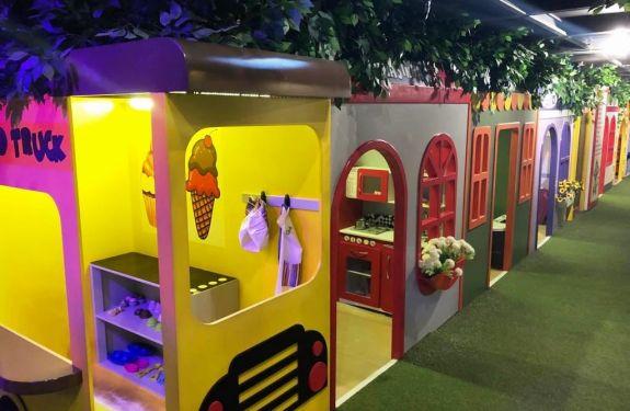 Atlântico Shopping terá diversas atrações para a criançada...