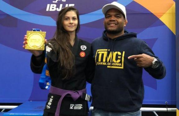 Blumenauense conquista Campeonato Europeu de Jiu-Jitsu em Lisboa