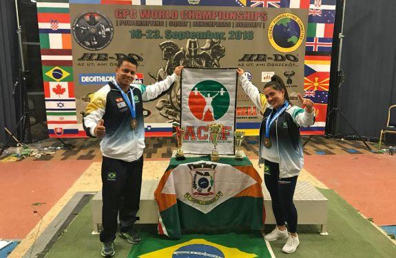 Camboriú: Atletas conquistam medalhas em mundial na Hungria