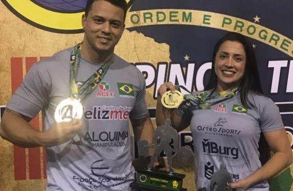 Atletas de Camboriú participam de mundial na Hungria