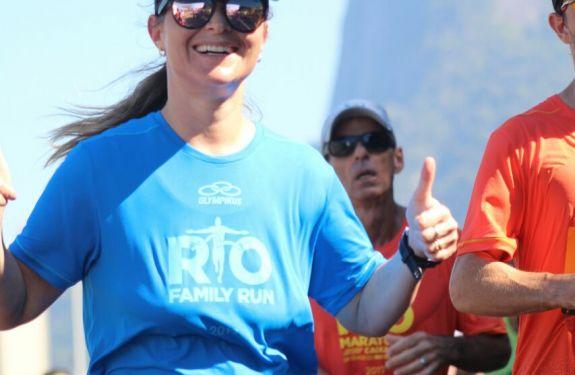 Atletas representam Brusque na Maratona Internacional de Floripa