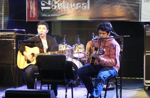 Atrações do Festival Cultural movimentam os campi da Univali