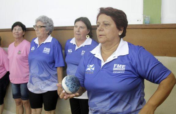 Balneário Camboriú começa bem na Bocha e no Vôlei do JASTI