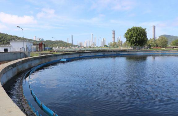 Balneário Camboriú é destaque nacional em saneamento básico
