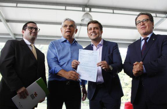 Balneário Camboriú recebe Licença Ambiental Prévia para reestruturação da Praia Central