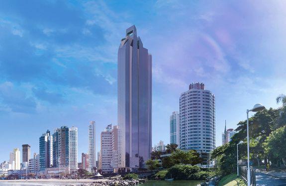 Balneário Camboriú tem metro quadrado mais valorizado do Brasil
