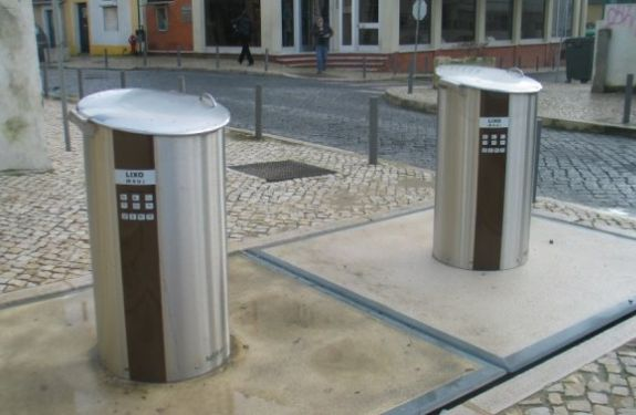 Balneário Camboriú terá contentores subterrâneos de lixo