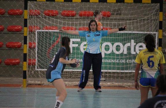 BC: terá representante em Seleção Brasileira de Handebol