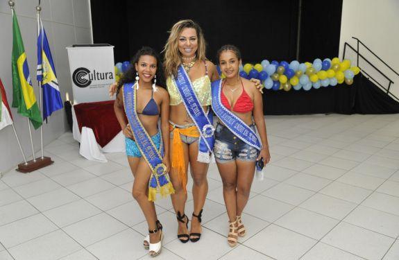 Piçarras: Musa, Madrinha de Bateria e Passista do Carnaval 2019