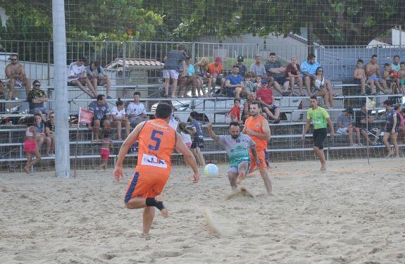Piçarras sediará o Campeonato Catarinense de Beach Soccer