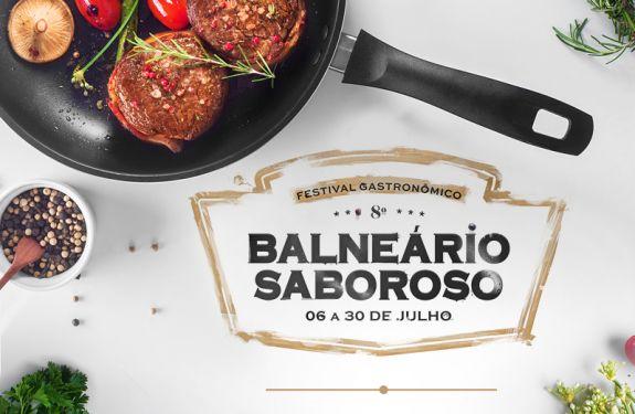 Balneário Saboroso começa nesta quinta-feira (6)