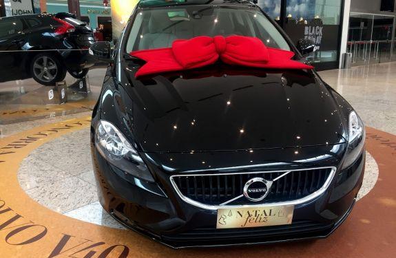 Balneário Shopping vai sortear um Volvo V40 no Natal
