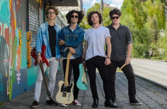 Banda paranaense NewHolly estreia no Didge BC nesta sexta-feira