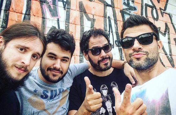 Banda paulista Moves estreia no Didge BC com cover do Maroon 5